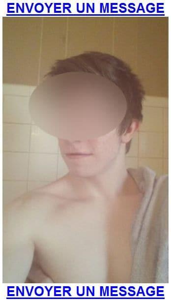 Jeune mec de 19 ans cherche un premier partenaire
