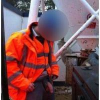 Ouvrier de chantiers cherche un mec mignon