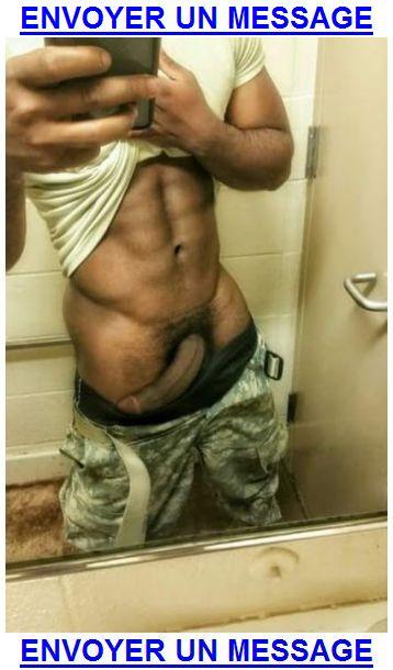 Black viril cherche une paire de fesses imberbes à bourrer