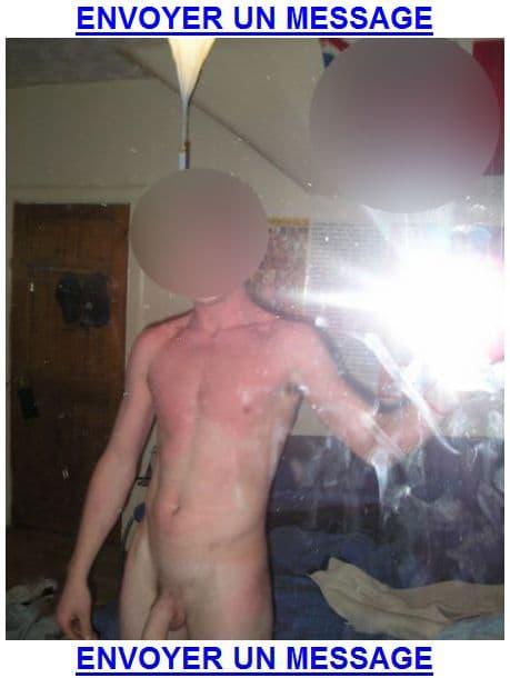 Cherche male dominant pour être ton esclave sexuel