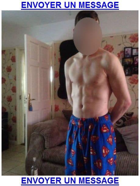 Musclé, il veut rencontrer des mecs sexy