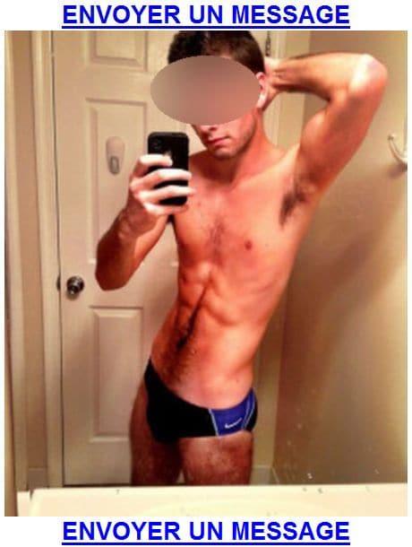 Tonio 25 ans cherche une rencontre purement sexuelle