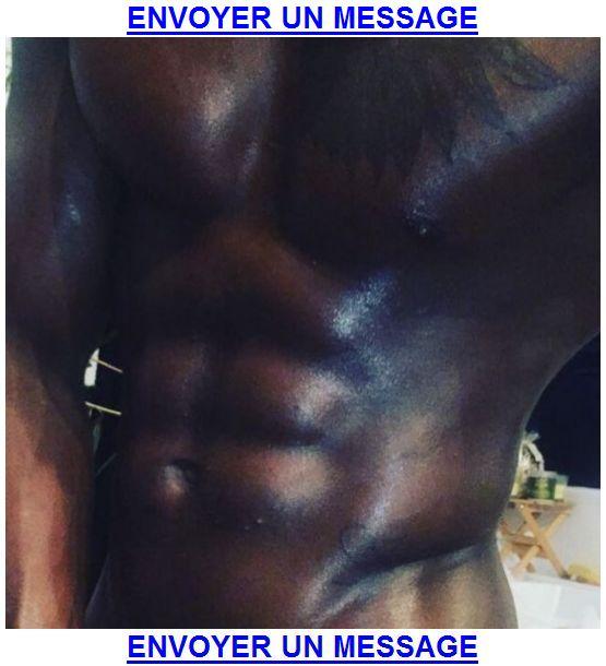 Beau mec du Congo pour du sexe rapide